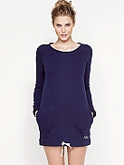 BEEDEES Cosy Label Long-Pullover