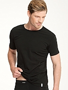 BRUNO BANANI 2Pack Cotton Simply Doppelpack T-Shirt, Rundhals