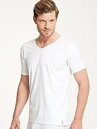 BRUNO BANANI 2Pack Cotton Simply Doppelpack T-Shirt, V-Ausschnitt