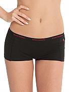 BRUNO BANANI Smoothly Cotton Panty mit Logobund