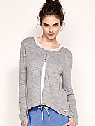 Cosy Label Leichter Strick-Cardigan
