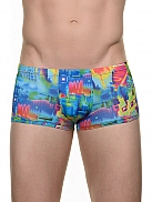 BRUNO BANANI Thermography Hip Short