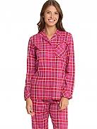 CALIDA Cottage Style Pyjama geknöpft