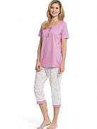CALIDA Save The Tree Pyjama 3/4