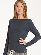 CALVIN KLEIN Icon Langarm-Shirt