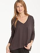 CALVIN KLEIN Perfectly Fit Sleepwear Langarm-Shirt
