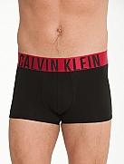CALVIN KLEIN RED-Cotton Boxer