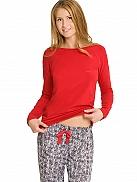 CALVIN KLEIN Woven Viscose Pyjama mit Webhose