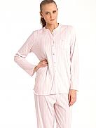 CALIDA Cosima Pyjama durchgeknöpft