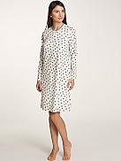 CALIDA Morning Light Nightshirt Langarm
