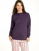 CALIDA Soulmate Pyjama mit Bündchen