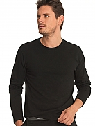 CALVIN KLEIN CKone - Cotton Stretch Shirt langarm