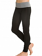 DKNY Graphic Avenue Leggings mit Yogabund