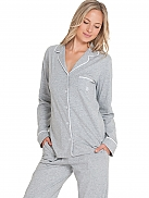 DKNY Signature Collection Pyjama geknöpft