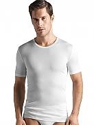 HANRO Cotton Pure Kurzarm-Shirt