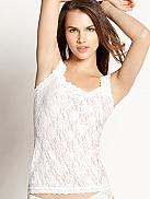 HANKY PANKY Signature Lace Spitzen-Unterhemd