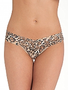 HANKY PANKY Animal Classic Low Rise String