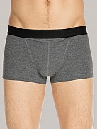HOM HOM Boxerlines Shorts im Doppelpack