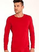 HOM HO1- Inners Shirt langarm