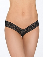 HANKY PANKY After Midnight - Peek-A-Boo String Ouvert, Low Rise