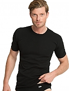 JOCKEY Luxury Cotton T-Shirt mit Funktionsschnitt