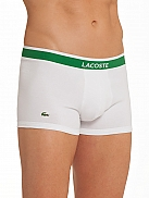 LACOSTE Colours New Boxer, Doppelpack