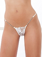 LUCKY CHEEKS Luxury String Exklusiver String in Geschenkbox