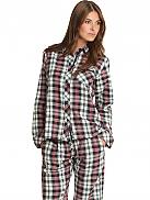 MARC O'POLO Caroline Flanell-Pyjama