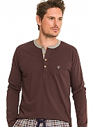 MARC O'POLO Mix & Match Danesch Lounge Shirt