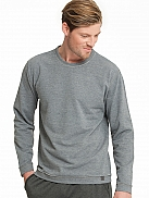 MEY Lounge Sweat-Pullover, innen weich angeraut