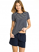 MARC O'POLO Basic Mix and Match Kurz-Pyjama
