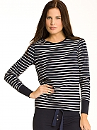 MARC O'POLO Basic Mix and Match Ringelshirt Langarm