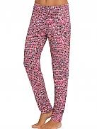 MEY Lovestory Hose mit schmalem Bein und Yogabund