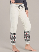 P.J. SALVAGE Cozy Bottoms Lounge-Pants