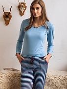 RINGELLA B.l.o.o.my Pyjama mit Bündchenhose