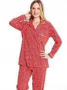 RINGELLA Women Jerseypyjama geknöpft