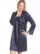 RINGELLA Women Satin-Nachthemd
