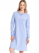 RINGELLA Women Warmes Nachthemd