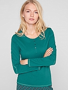 S.OLIVER Night Shirt langarm