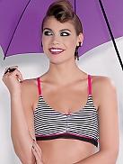 SKINY Sexy Stripe Bustier