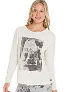 SHORT STORIES Shades of Grey Oversize-Shirt mit Fotoprint