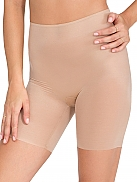 SPANX Skinny Britches Shaping-Short mit langem Bein