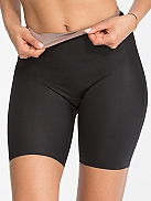 SPANX Two-Timing Wende-Shaping Short mit Bein