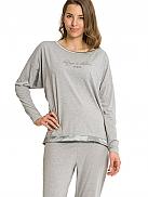 TAUBERT Melange Pyjama lang