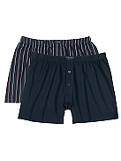 TOM TAILOR Voice Shorts Doppelpack