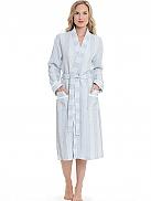 TAUBERT Bretagne Soft-Piquée Kimono<br> Länge 120cm
