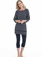 TAUBERT St. Malo-Skipper Lounge-Set mit Leggings