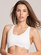 TRIACTION Medium Action Zest Pro Top Sport-Bustier, N
