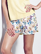 TRIUMPH Mix & Match Shorts mit Blumenmuster