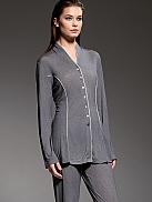 VERDIANI DONNA  Eleganter Pyjama
